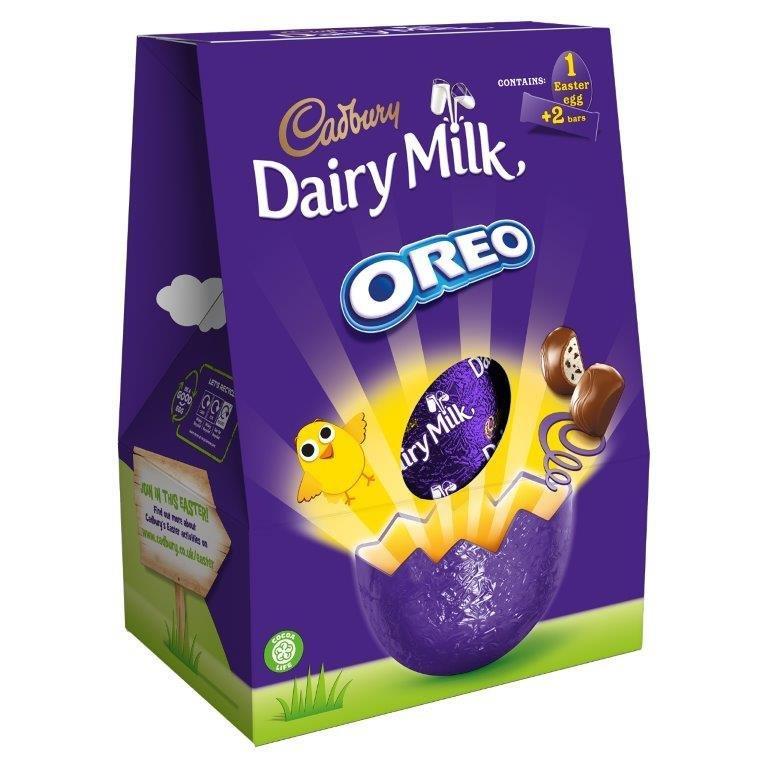 Cadbury Oreo Large Egg 233g