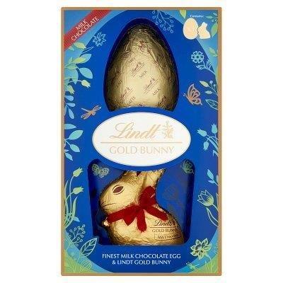Lindt Gold Bunny Shell Egg 360g