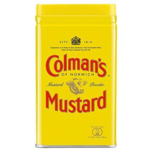 Colman's English Mustard Powder Tin 113g