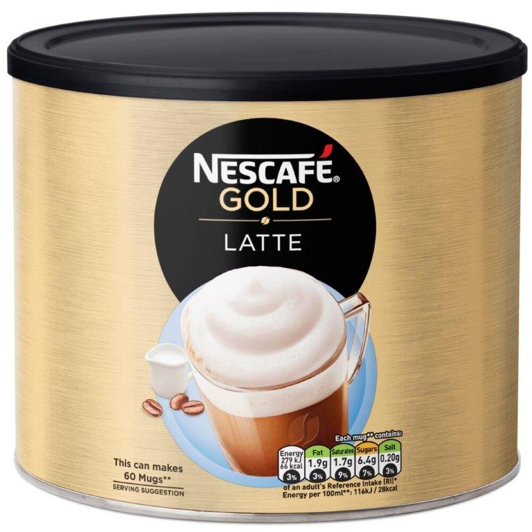 Nescafe Gold Latte Tin 1kg
