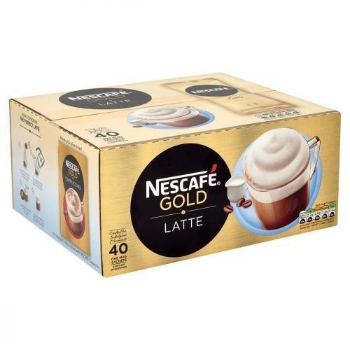 Nescafe Gold Latte Sachets 40's (40 x 19.5g)