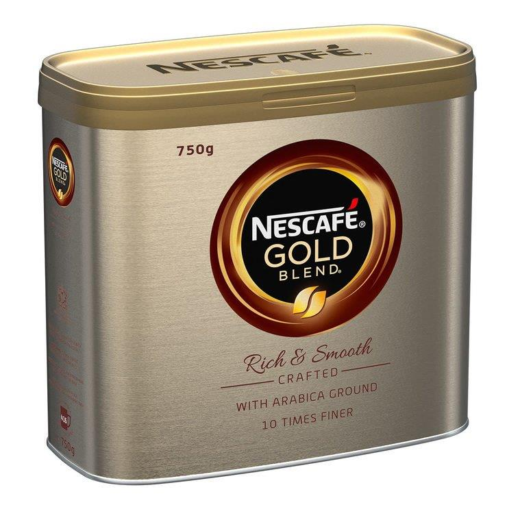 Nescafe Gold Blend Tin 750g