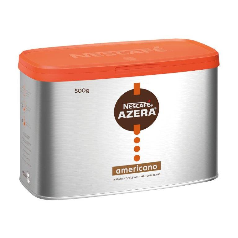 Nescafe Azera Americano Tin 500g