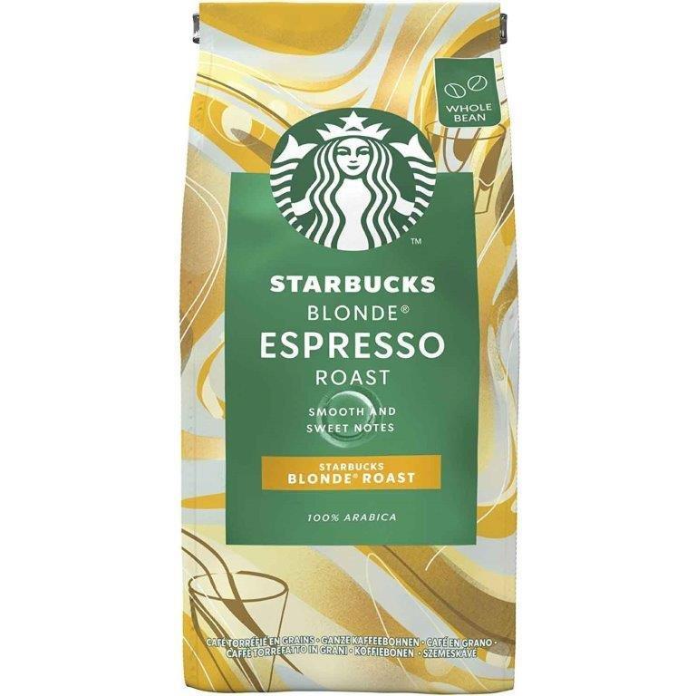 Starbucks Beans Blonde Espresso 200g