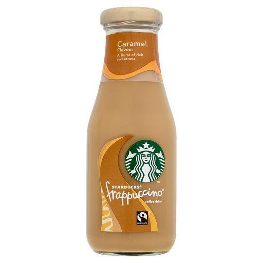 Starbucks Frappuccino Glass Caramel 250ml