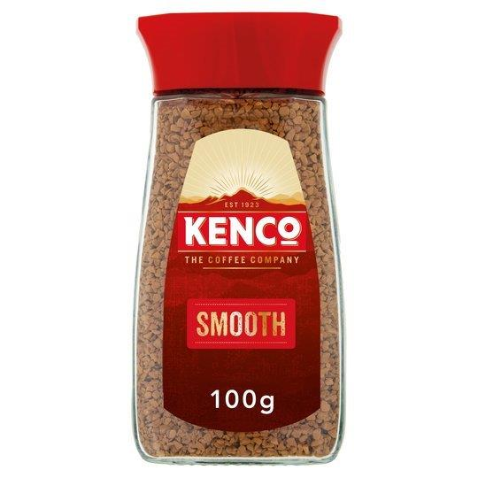 Kenco Instant Coffee Smooth 100g