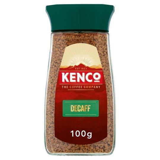 Kenco Instant Coffee Decaff 100g