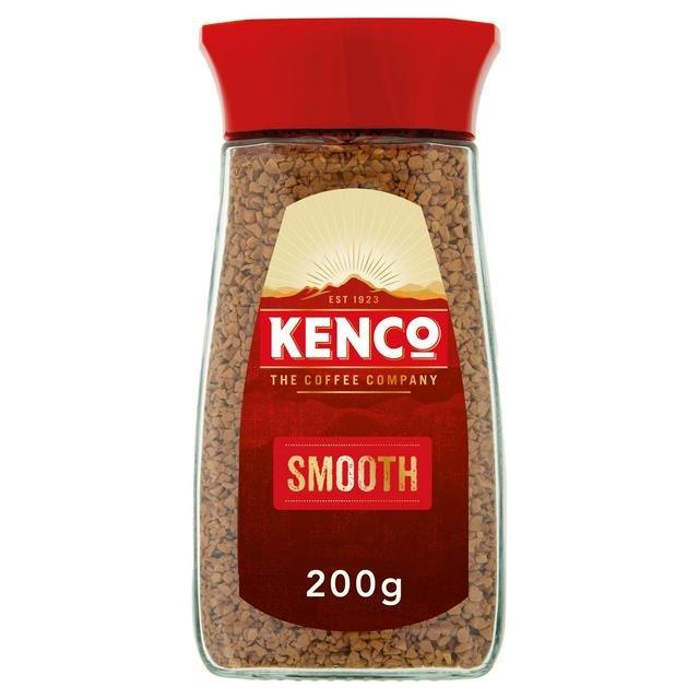 Kenco Instant Coffee Smooth 200g