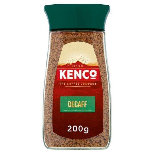 Kenco Instant Coffee Decaff 200g
