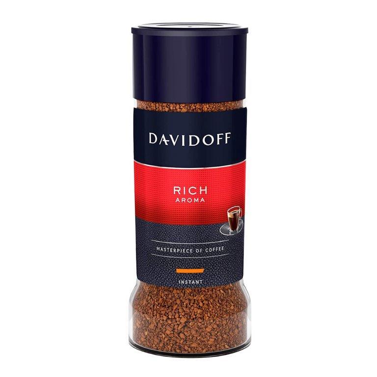 Davidoff Coffee Instant Rich Aroma 100g