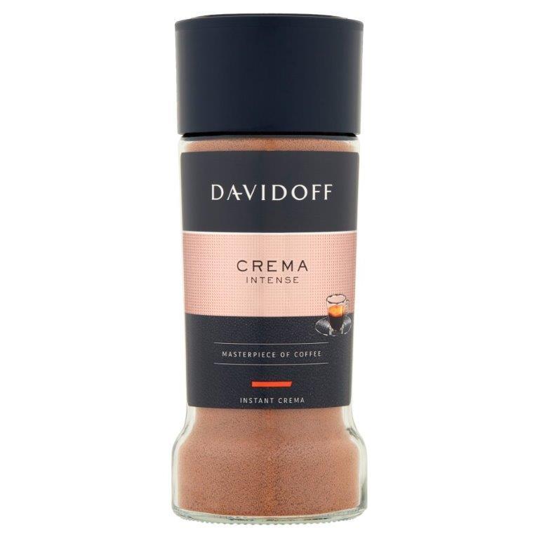 Davidoff Coffee Instant Crema Intense 90g