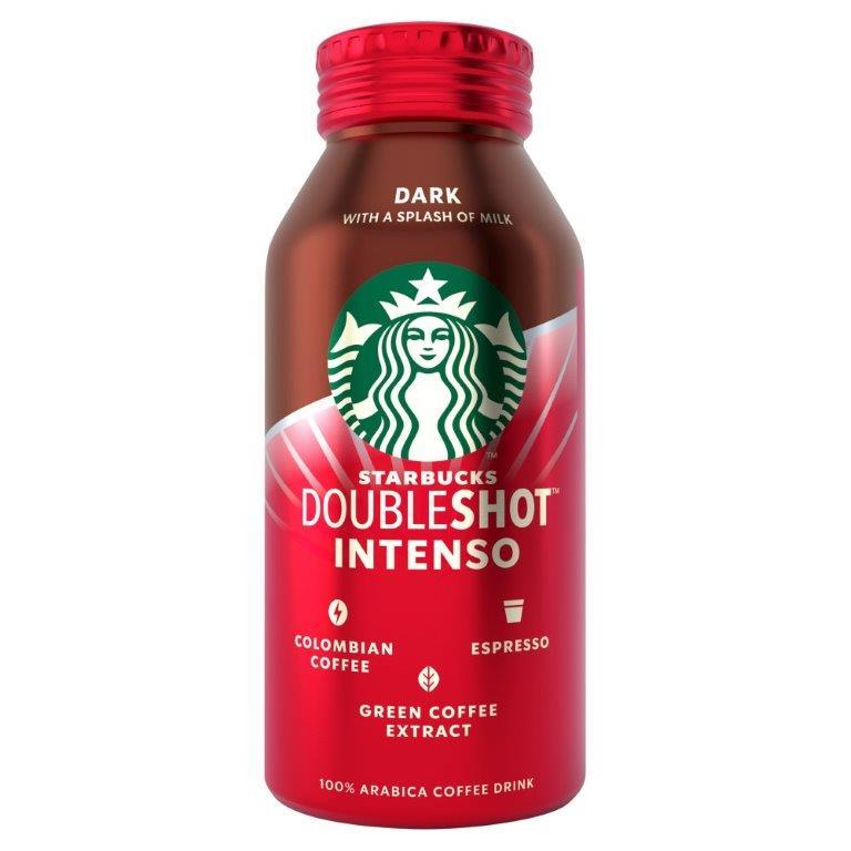 Starbucks Intenso Dark Bottle 230ml