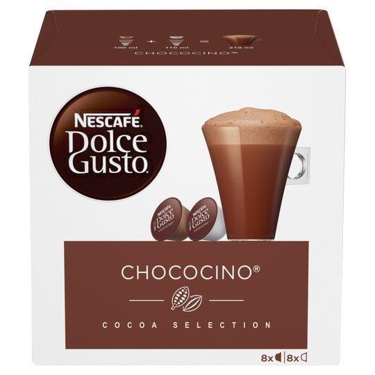 Nescafe Dolce Gusto Chococino 16's 256g