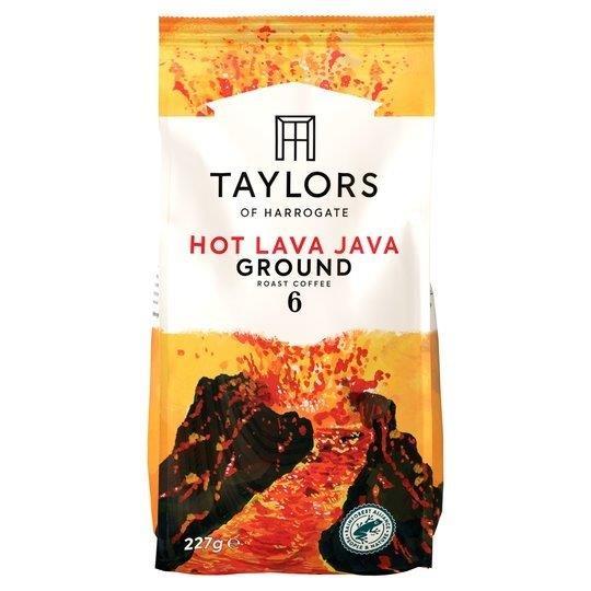 Taylors of Harrogate Hot Lava Java 227g