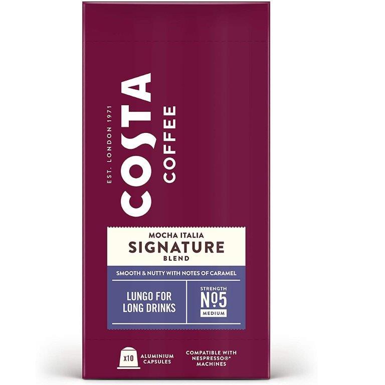Costa Nespresso Signature Blend Lungo 10's