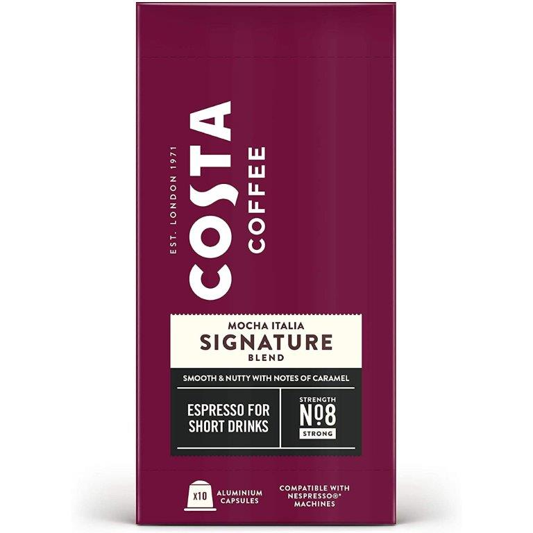 Costa Nespresso Signature Blend Espresso 10's