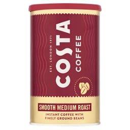 Costa Premium Instant Smooth Medium Roast 100g NEW