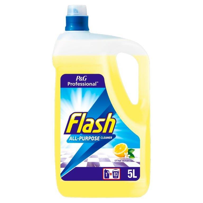 Flash Professional All Purpose Lemon 5L