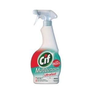 Cif Ultrafast Spray With Bleach 450ml PM £1