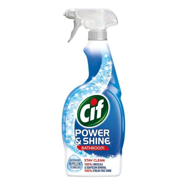 Cif Power & Shine Bathroom Spray 700ml