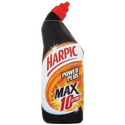 Harpic Power Plus Black Max 12 x 750ml