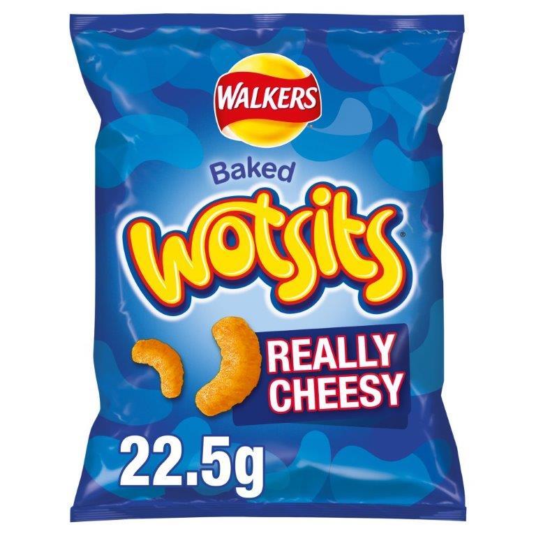 Walkers Wotsits Cheese 22.5g