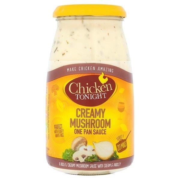 Chicken Tonight Creamy Mushroom 500g