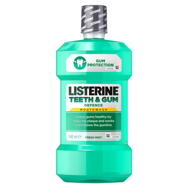 Listerine Teeth Gum 500ml