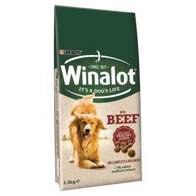 Winalot Complete Beef 2.5Kg 2.5kg