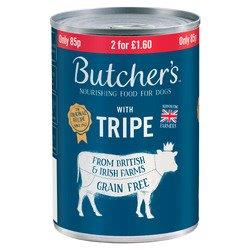 Butcher's Original Tripe Loaf Can 400g PM 85p