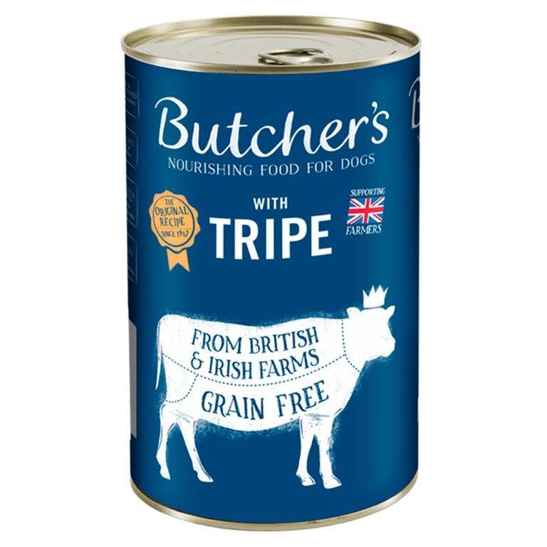 Butcher's Original Tripe Mix Can 1.2kg