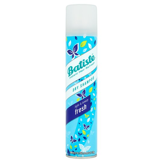 Batiste Dry Shampoo Fresh 200ml