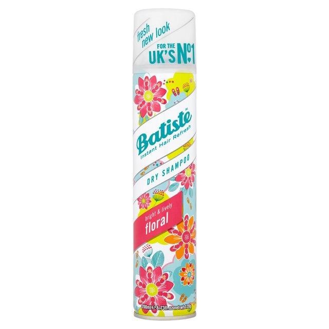 Batitse Dry Shampoo Floral 200ml