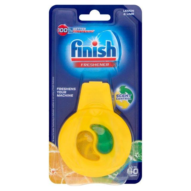 Finish Dishwasher Freshener Lemon