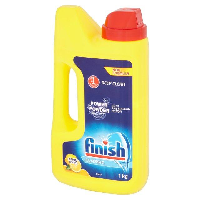 Finish Dishwasher Powder Lemon 1kg