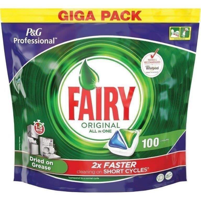 Fairy Professional AIO Original 100s