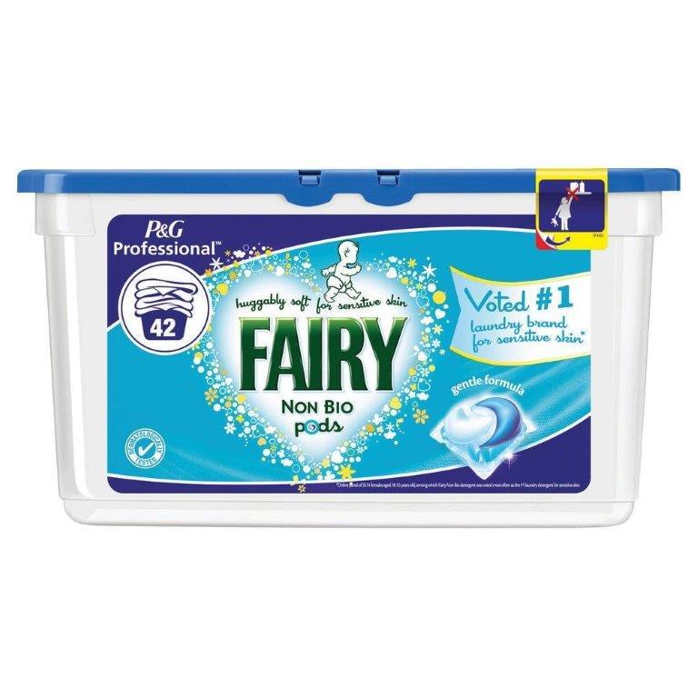 Fairy Professional Liquitabs 42s