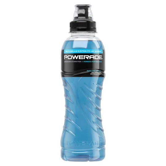 Powerade Ion Tropical Berry Sports Cap 500ml