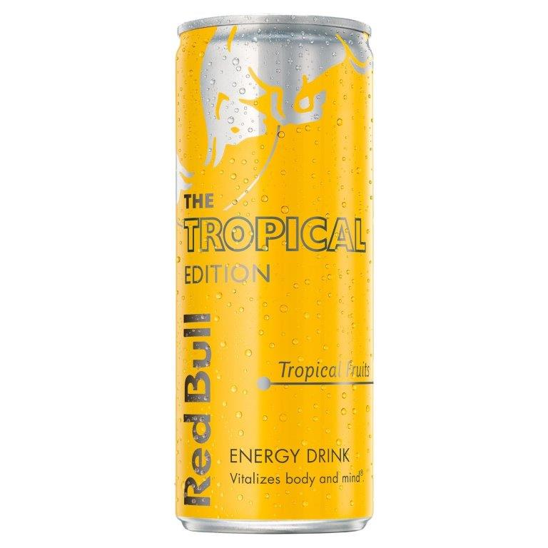 Red Bull Editions Tropical 250ml