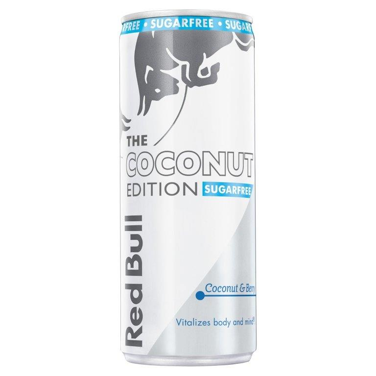 Red Bull Editions S/F Coconut 250ml