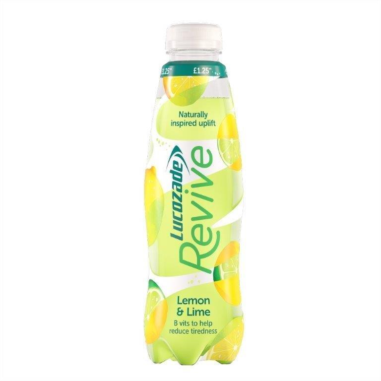 Lucozade Revive Sicillan Lemon & Lime 380ml PM £1.25