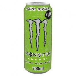 Monster S/F Ultra Paradise 500ml PM £1.35