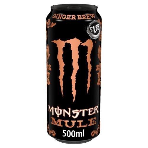 Monster S/F Mule 500ml PM £1.35 NEW