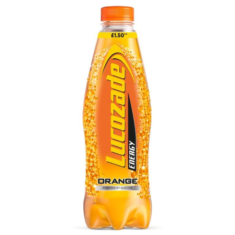 Lucozade Orange 900ml PM £1.50