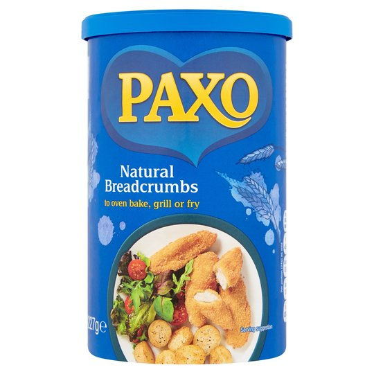 Paxo Natural Breadcrumbs 277g