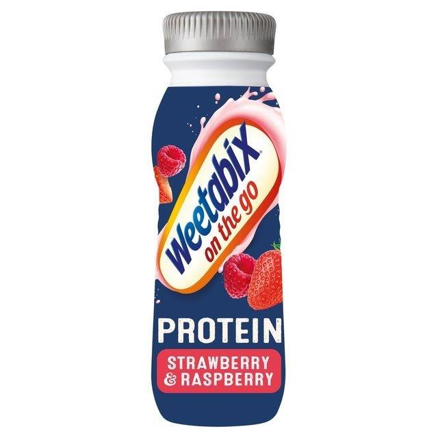 Weetabix On The Go Protein Strawberry & Raspberry 275ml