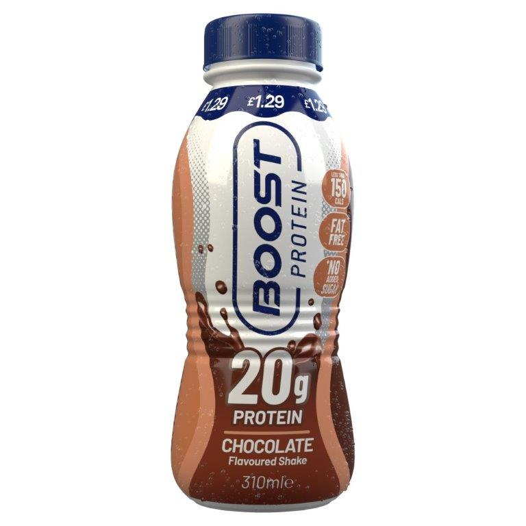 Boost Protein Chocolate 310ml PM £1.29