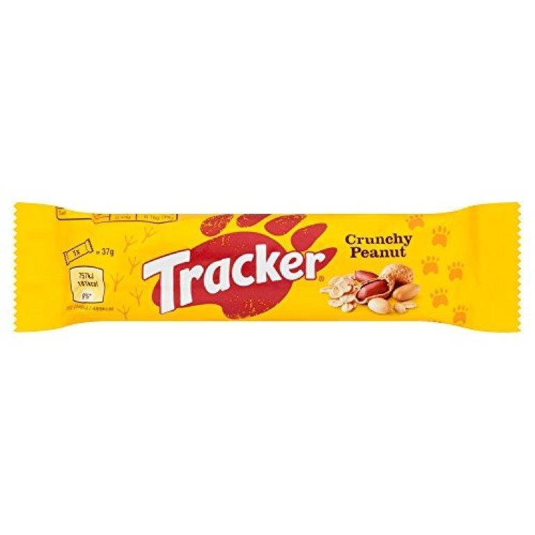 Tracker Crunchy Peanut Bar 37g