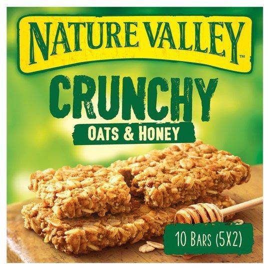 Nature Valley Oats & Honey 5pk (5 x 42g)