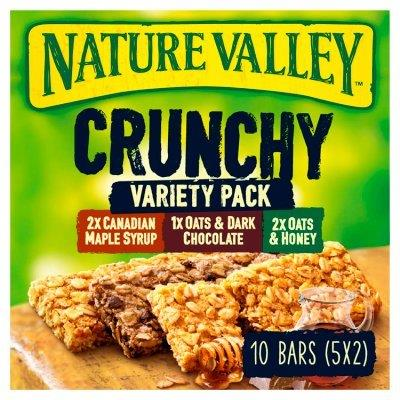 Nature Valley Variety Pack 5pk (5 x 42g)